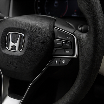 2019 Honda Accord Steering Wheel