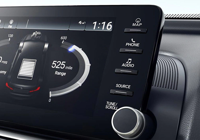 2021 Honda Accord Infotainment System
