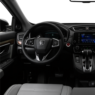 Honda CR-V Center Console
