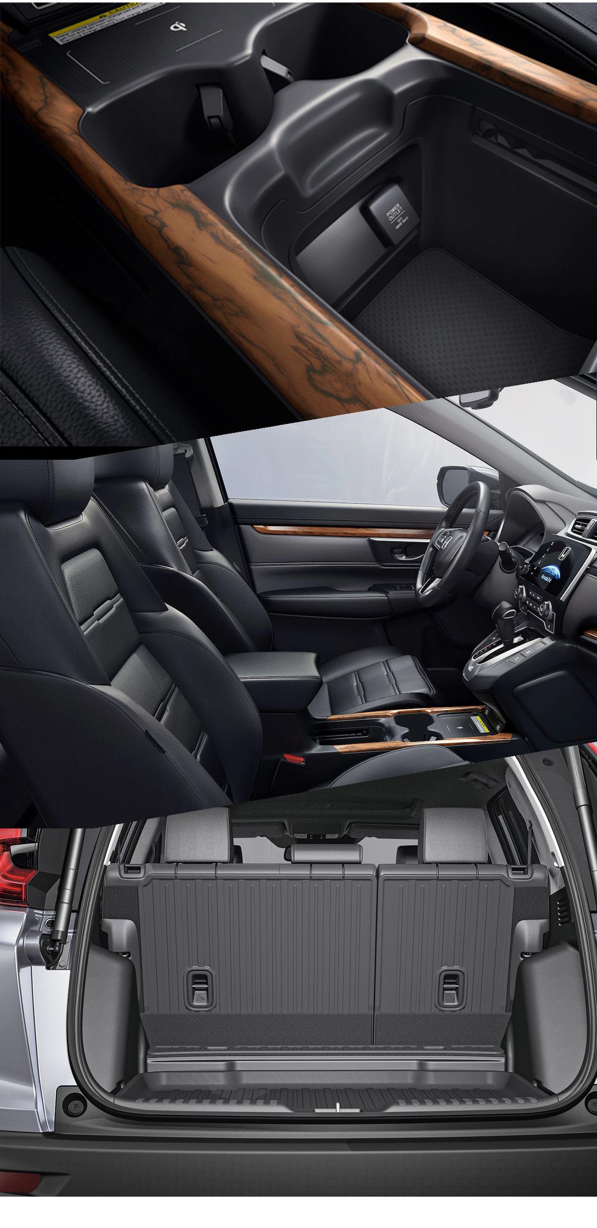 2021 Honda CR-V Interior Images