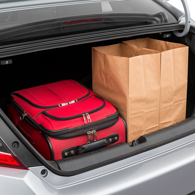 2019 Honda Civic Trunk Space