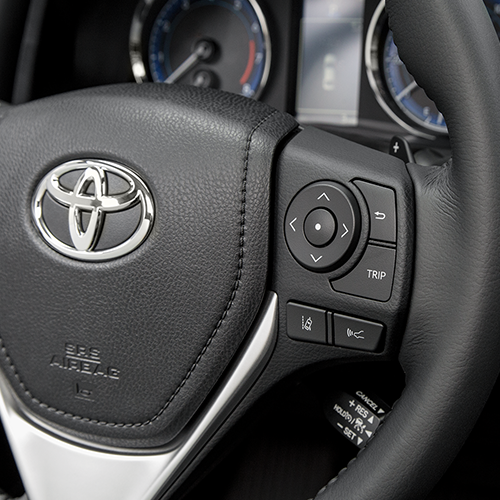 2019 Corolla Steering Wheel