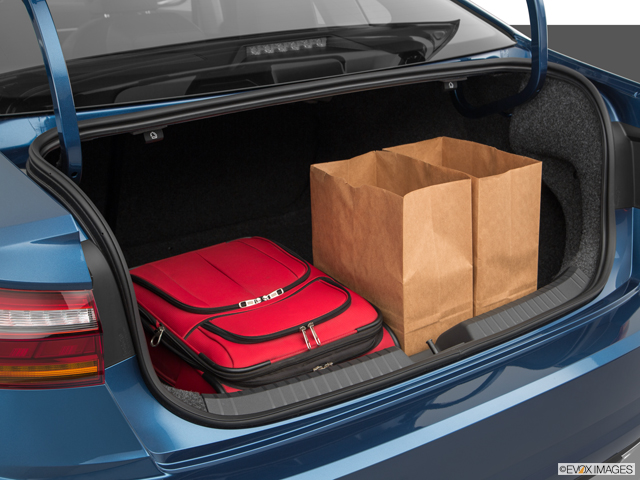 2019 VW Jetta Trunk Space