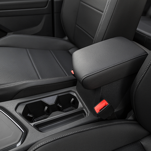 2019 Volkswagen Tiguan Center Console