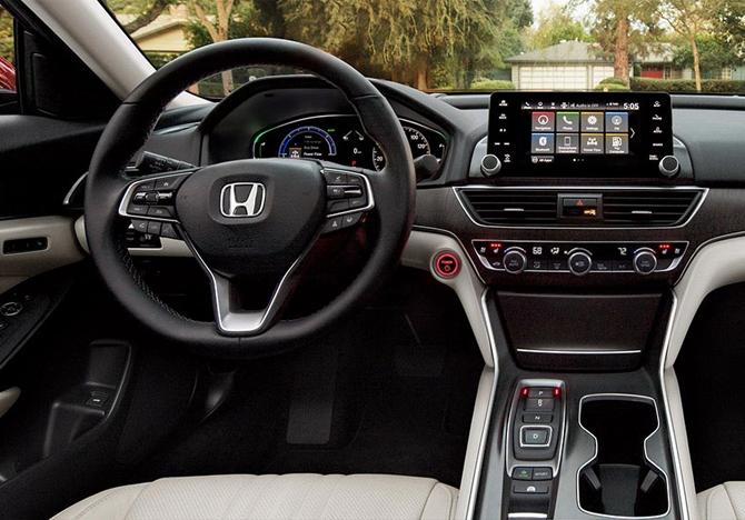 2021 Accord Steering Wheel