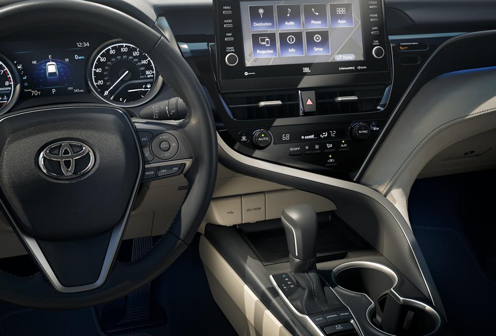 2021 Camry Steering Wheel