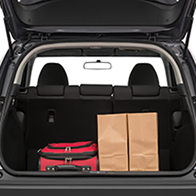 Honda HR-V Trunk space