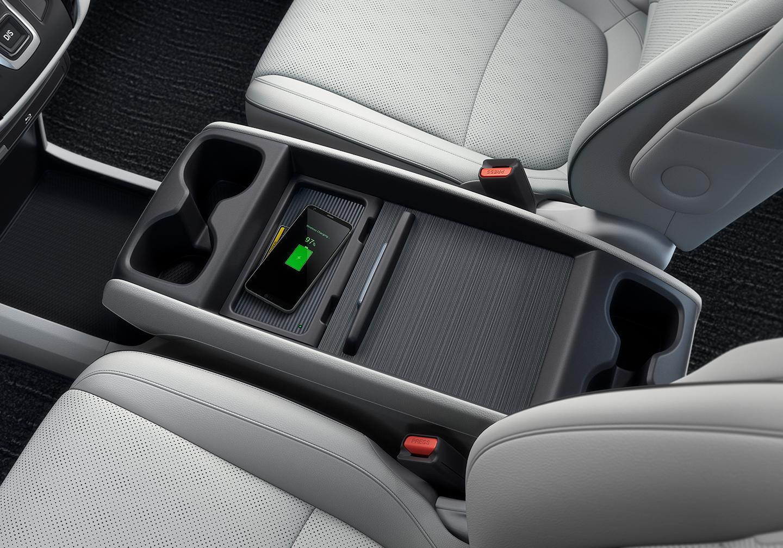 2021 Honda Odyssey Center Console