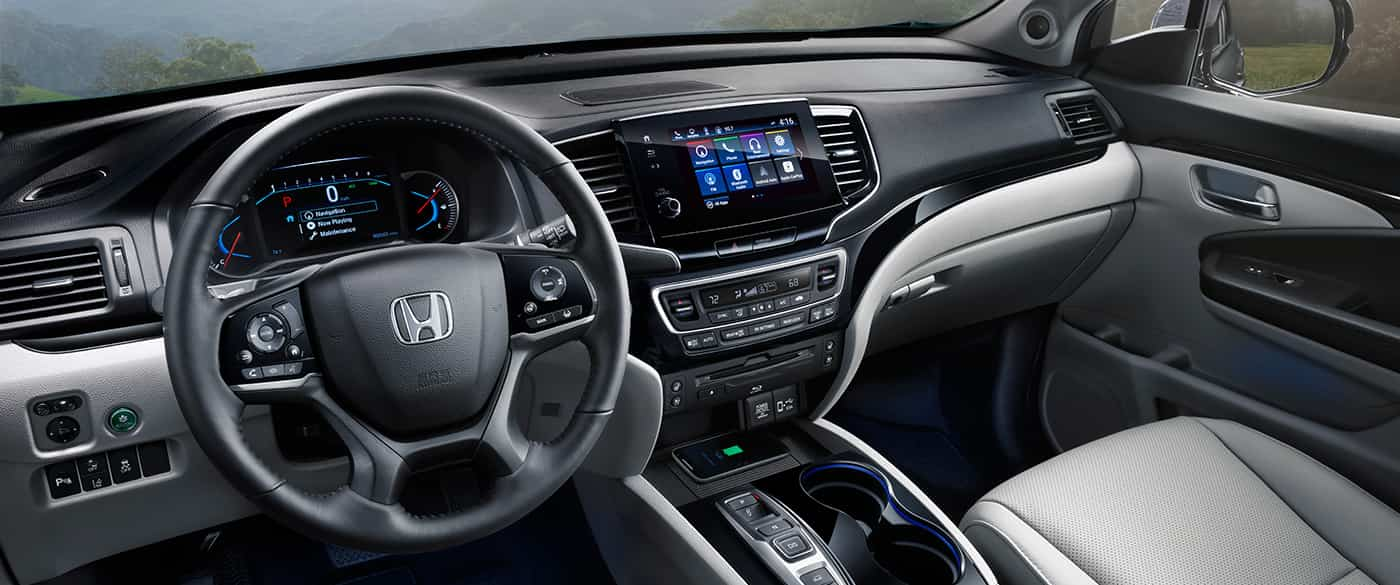 2021 Honda Pilot Steering Column