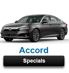 Honda Accord Specials