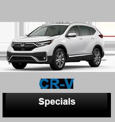 Honda CR-V Specials