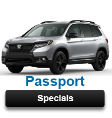 Honda Passport Specials