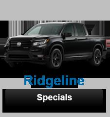 Honda Ridgeline Specials