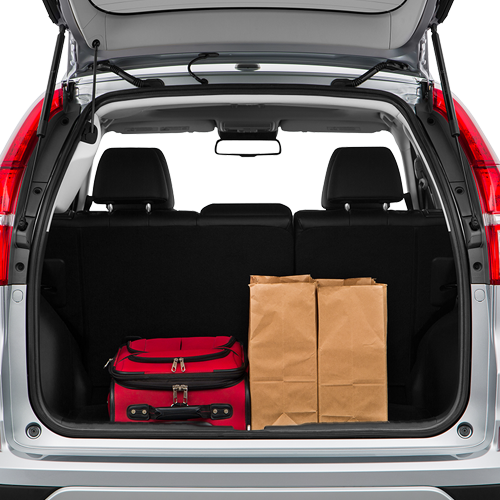 Honda CR-V Trunk