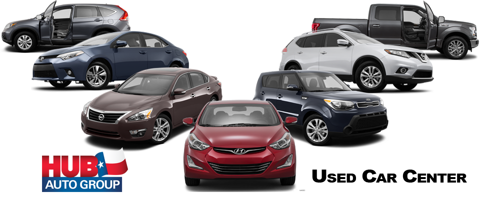 Used Cars Houston Tx >> Find Used Cars For Sale In Houston Tx Hub Auto Group