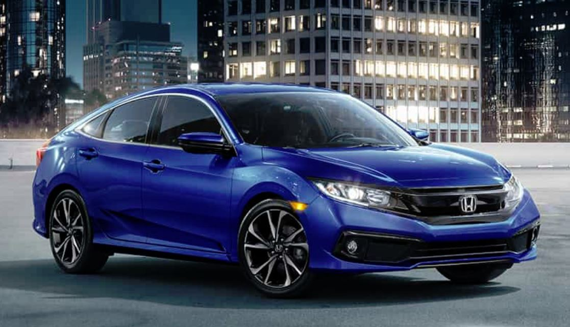 Click to Shop the 2019 Honda Civic