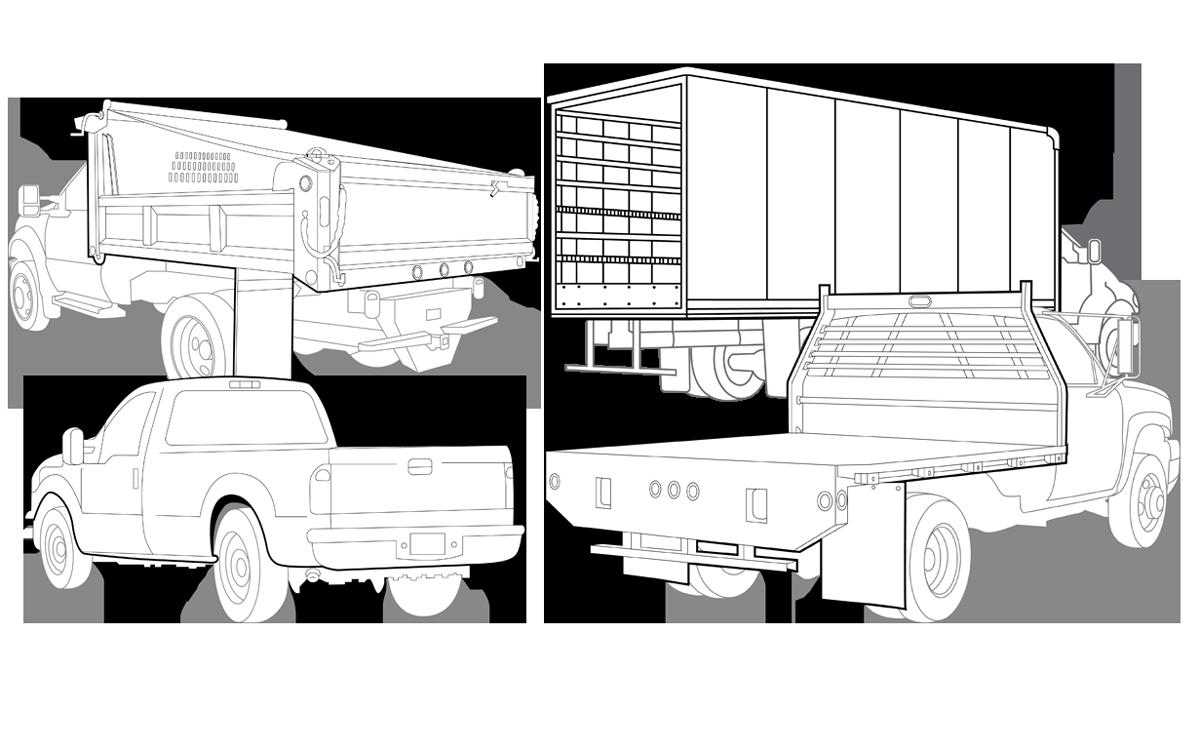 Commercial Work Trucks in Naples, FL