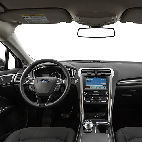 2019 Ford Fusion Steering Column