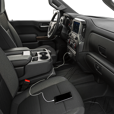 2019 Chevy Silverado in Naples, FL Available Technology Features