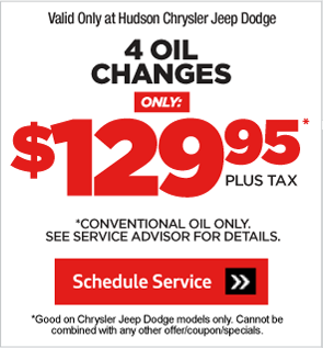 Oil Change Coupons Near Me >> Car Service Coupons In Jersey City Hudson Jeep Dealer Hudson
