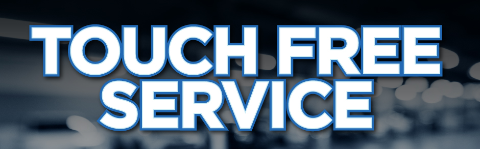 Touch Free Service at Honda of Fayetteville