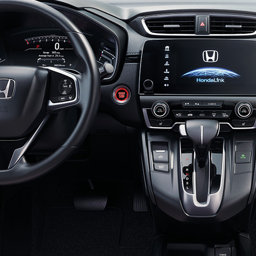 CR-V Safety Features