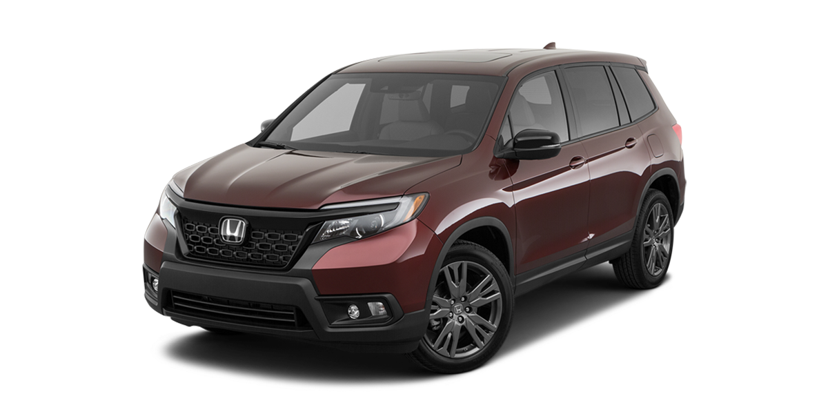 2019 Honda Passport Bradenton, FL