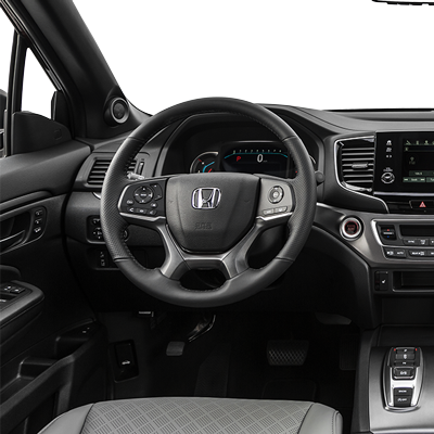 2019 Honda Passport Steering Wheel