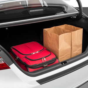 Camry Cargo Space