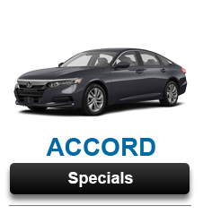 Honda Accord Specials Butler, PA