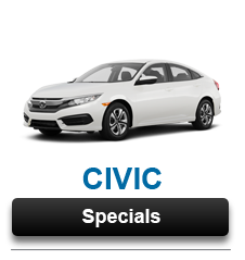 Honda Civic Specials Butler, PA