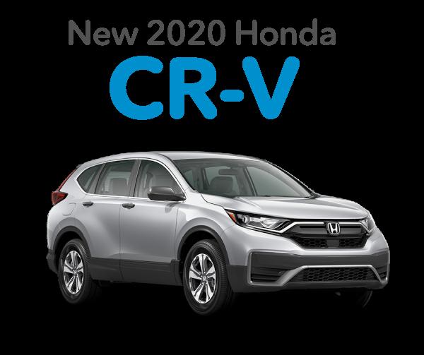 New 2020 Honda CR-V Specials