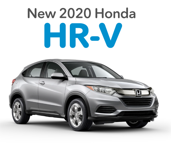 New 2020 Honda HR-V Specials