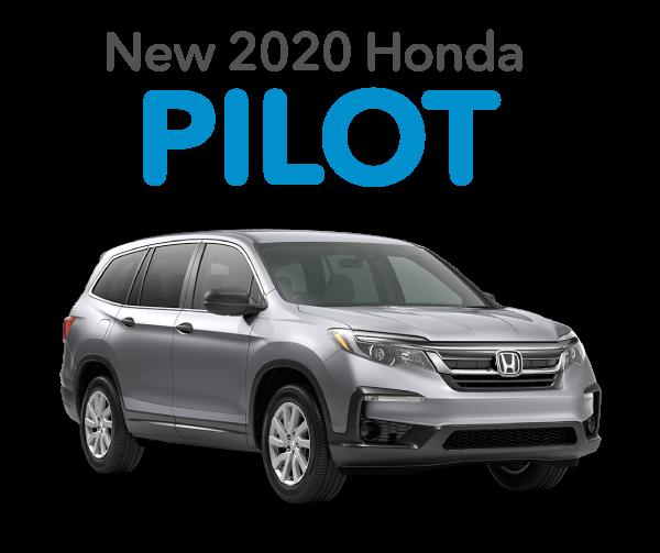 New 2020 Honda Pilot Specials