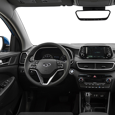 Hyundai Tucson Steering Wheel