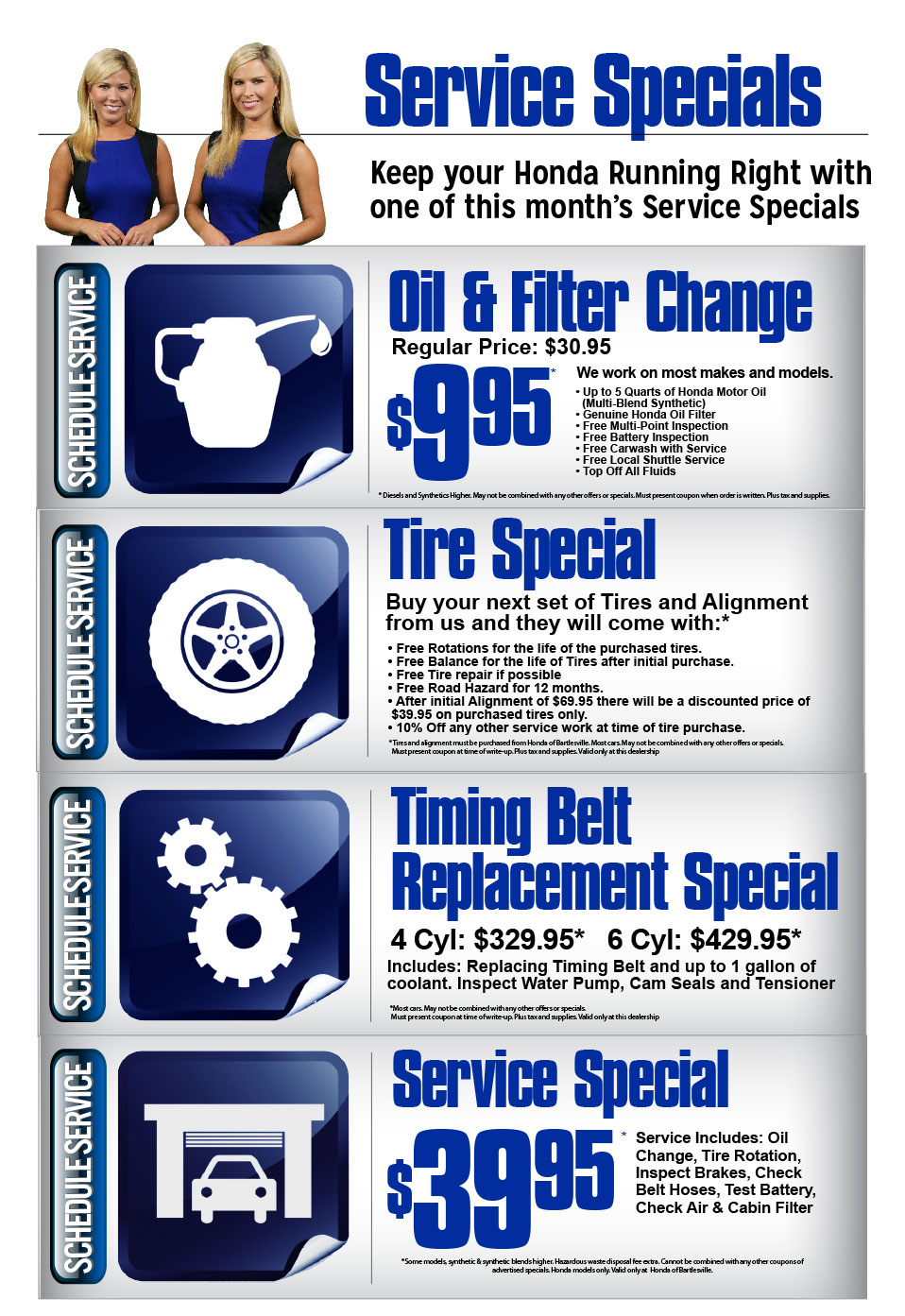 Tire store auto repair tireman auto service centers in for Honda of seattle service