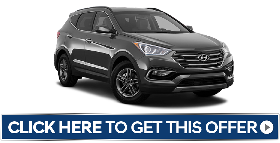 Hyundai Santa Fe Sport Special - Click Here to Get This Offer.