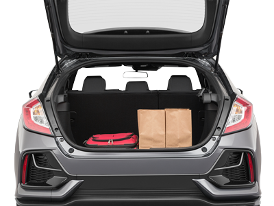 Honda Civic Trunk Space