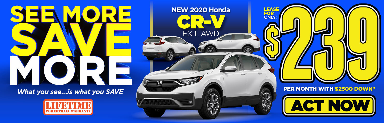 New 2020 Honda Civic LX Automatic lease for only $149/Mo.* - ACT NOW
