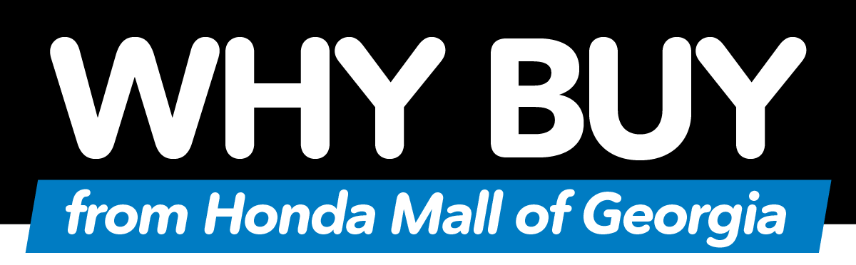 Why Buy from Honda Mall of Georgia