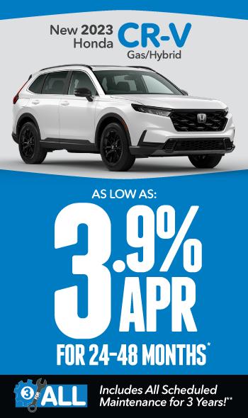 New 2020 Honda CR-V | 0% APR for 60 months
