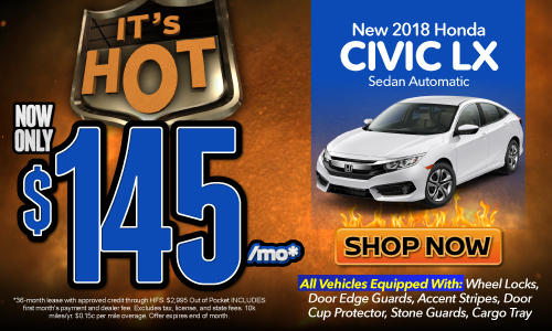 Click here to see our Civic offer