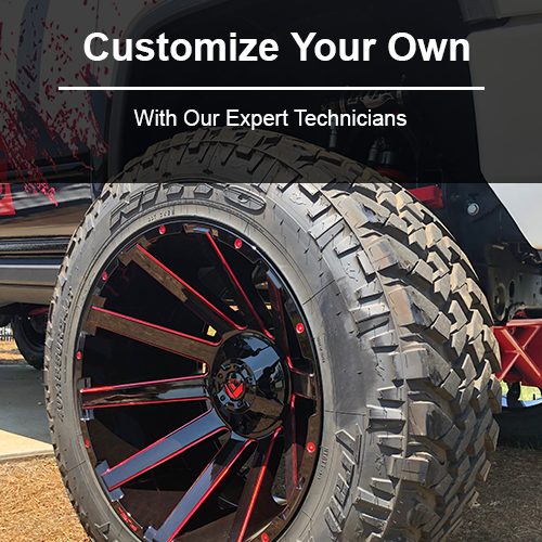 Customize a Vehicle