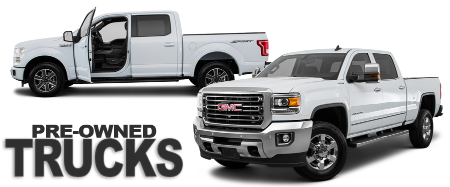 Used Truck Specials in Morrow, GA