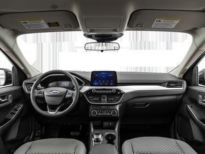2020 Ford Escape Steering Column