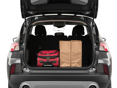 2020 Ford Escape Trunk Space