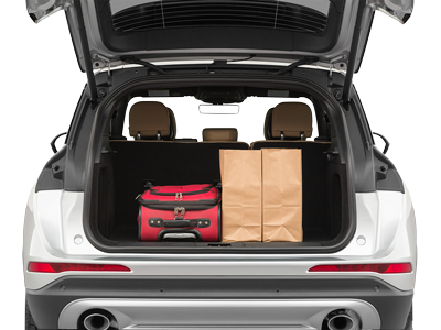 2020 Lincoln Corsair Trunk Space