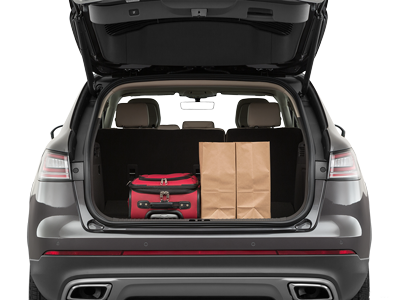 2020 Lincoln Nautilus Trunk Space