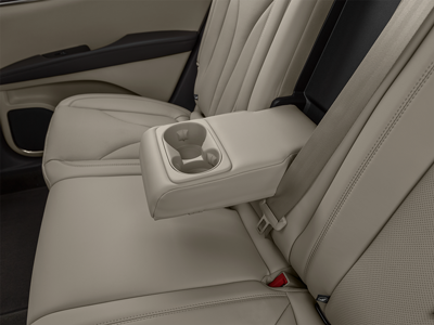 2020 Lincoln Nautilus Cup Holders