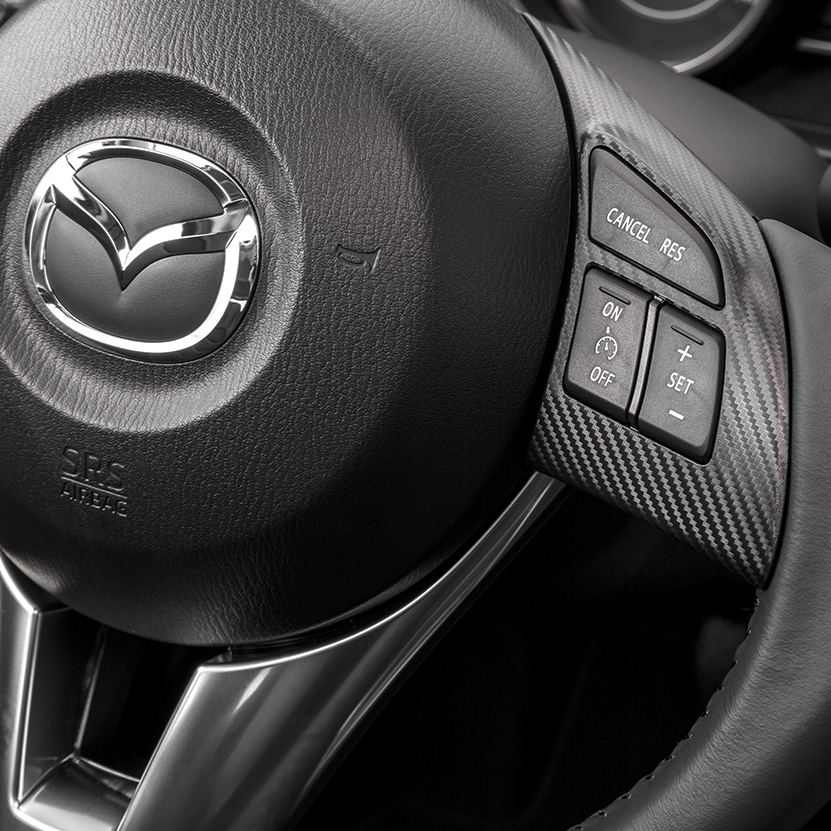 2016 Mazda CX-3 Safety Features